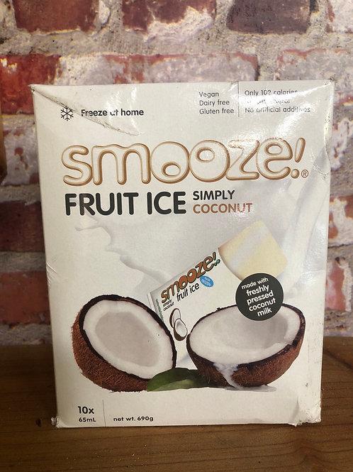 Smooze Fruit Ice - Coconut