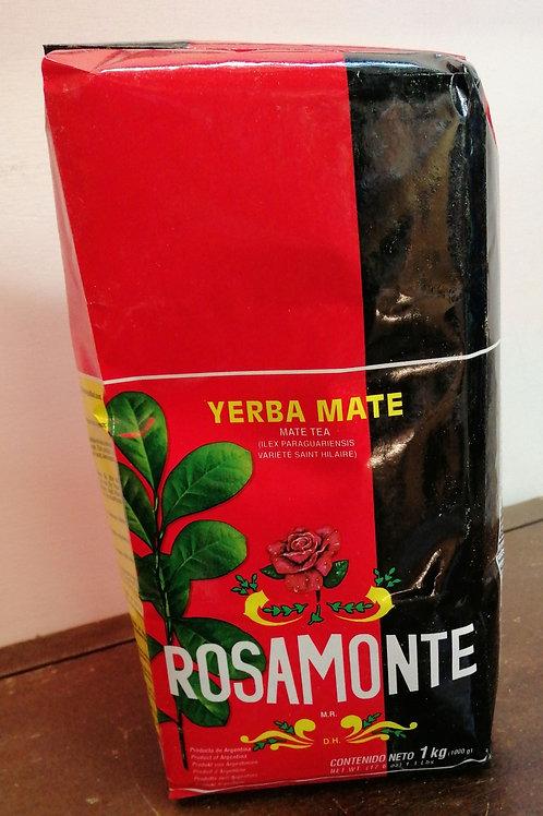Rosamonte Yerba Mate - 1kg
