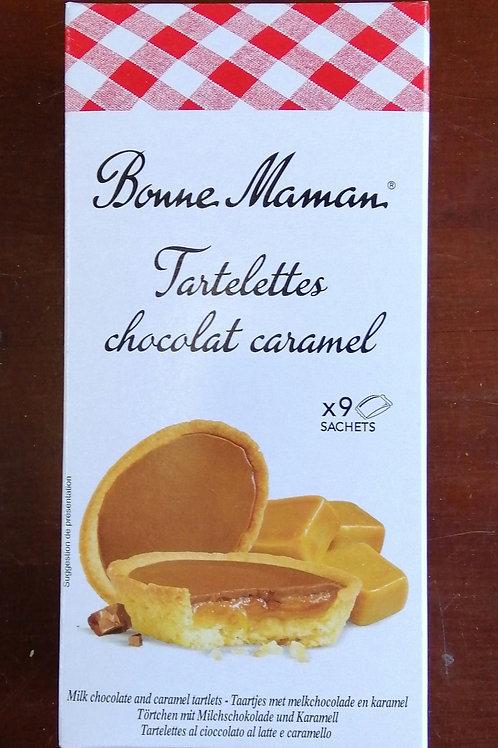 Bon Maman Chocolate Caramel Tarlettes