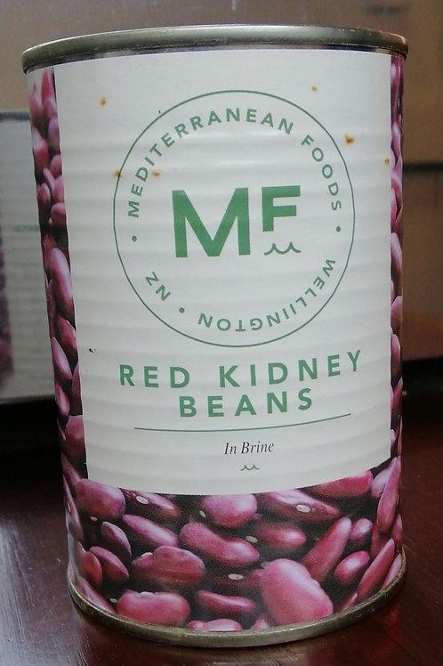 Mediterranean Foods - Red Kidney Beans 400 g