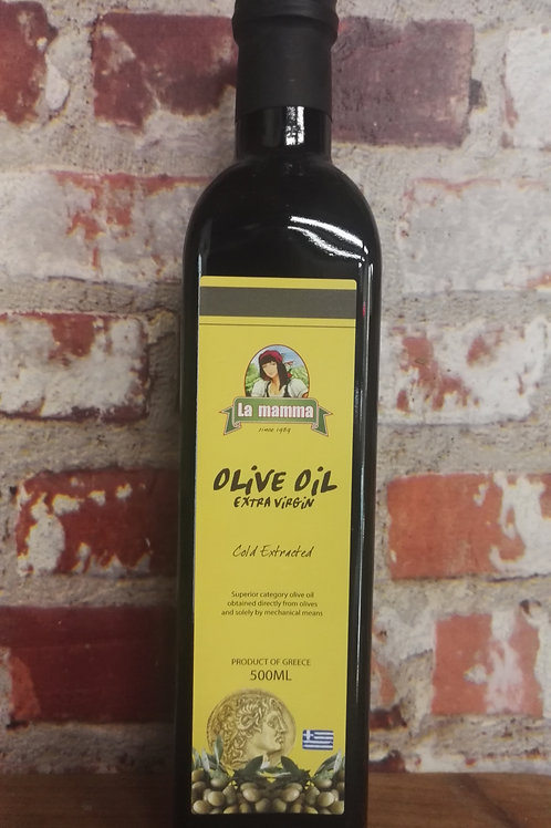 La Mamma Extra Virgin Olive Oil 500ml