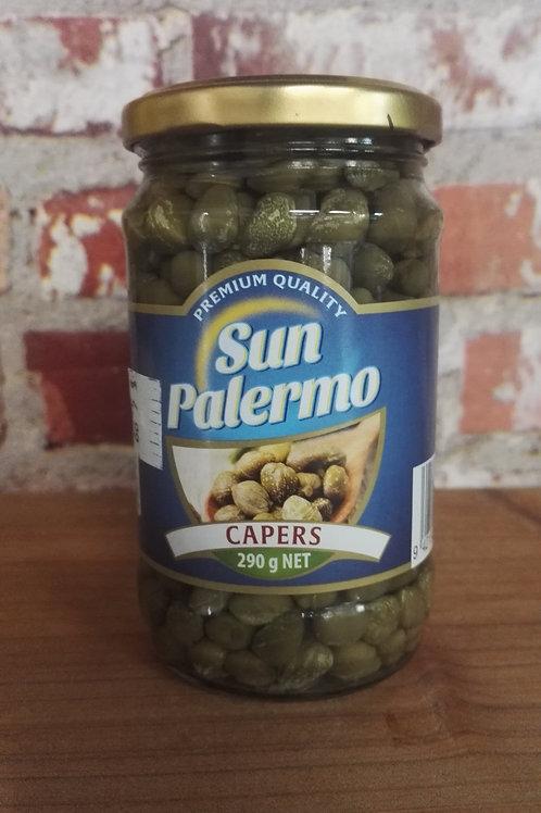 Sun Palermo Capers 290g