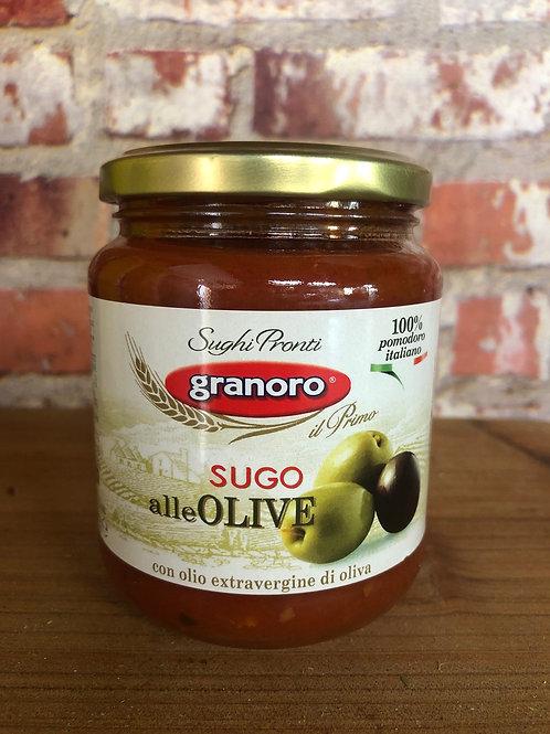 Granoro Sugo alle Olive - 370g