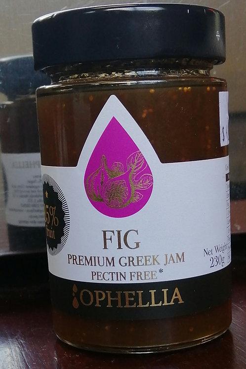 Ophellia - Fig Premium Greek Jam 230 g