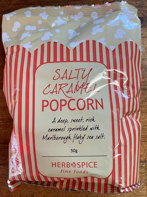 Salty caramel - popcorn 50g