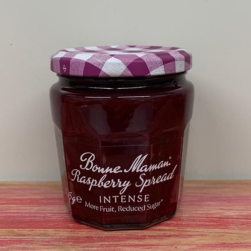 Bonne Maman Raspberry Spread - Intense - 235g