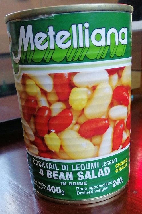 Metelliana 4 Bean Salad
