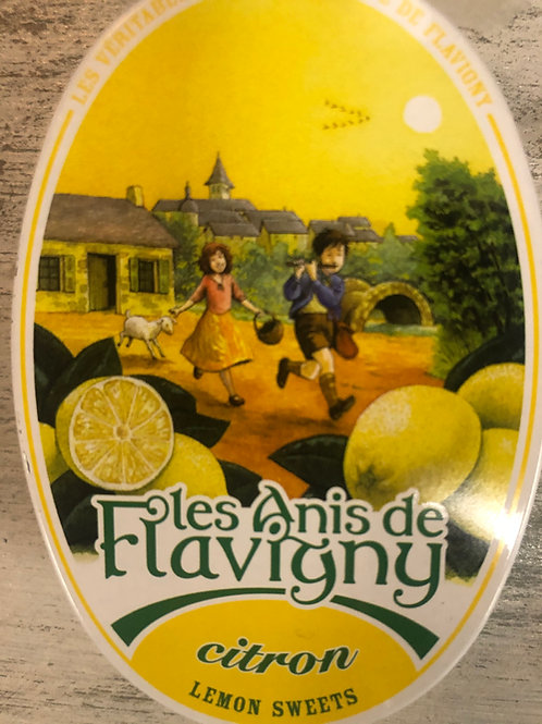 Citron Lemon sweets