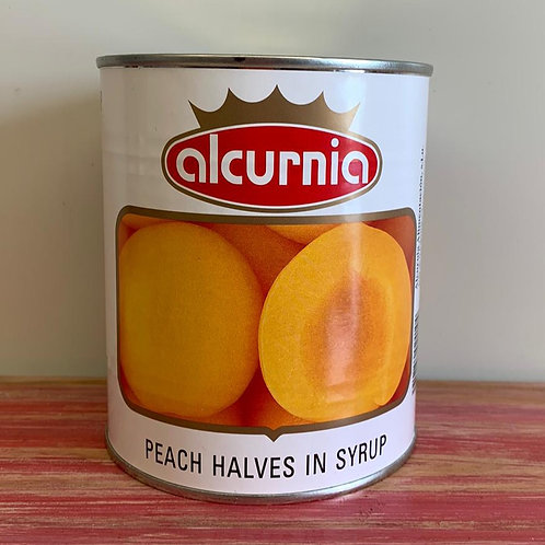 Peach Halves in syrup- 850g