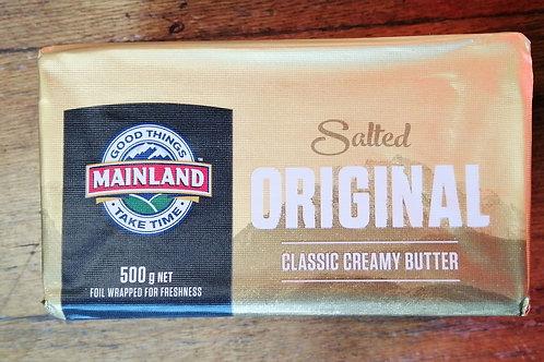 Mainland salted original butter 500 g