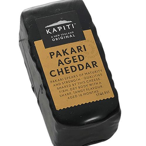 Kapiti Pakari Aged Cheddar - 170g