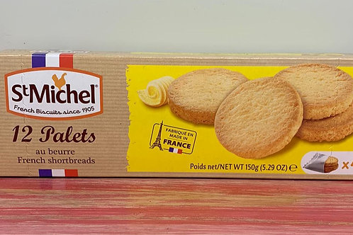 St Michel Crunchy French Shortbread Cookies - 150g