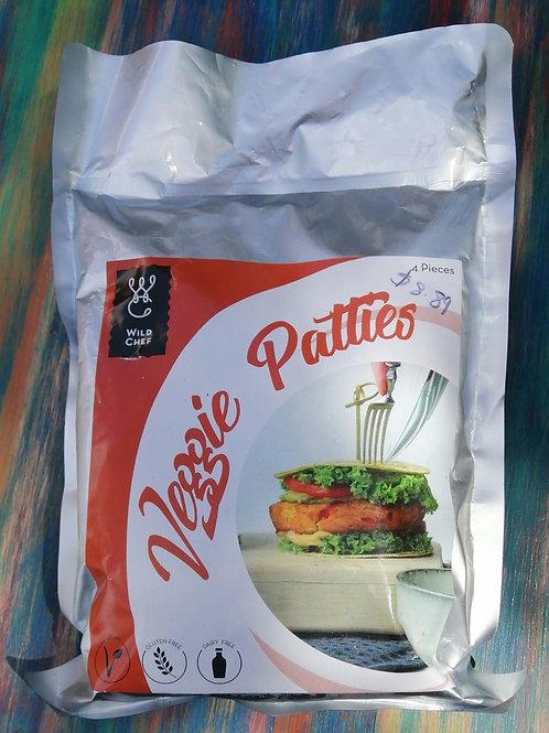 Wild Chef Veggie Patties