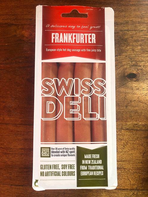 Swiss Deli Frankfurter