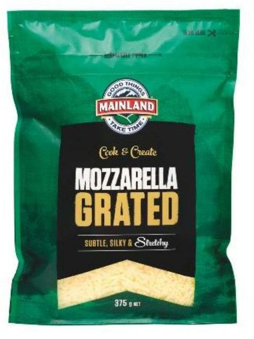 Mainland Mozzarella Grated Cheese - 375g