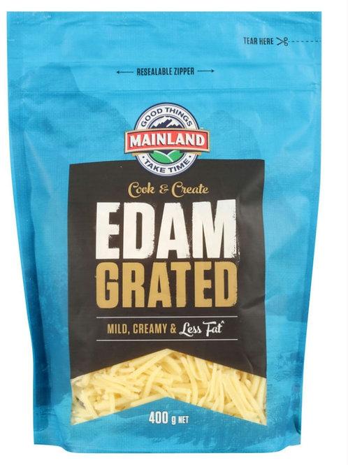 Mainland Edam Grated Cheese - 400g