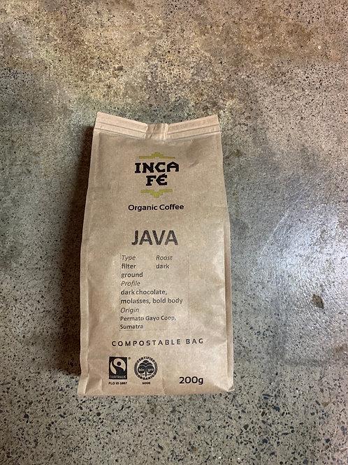 IncaFe - filter ground 200g