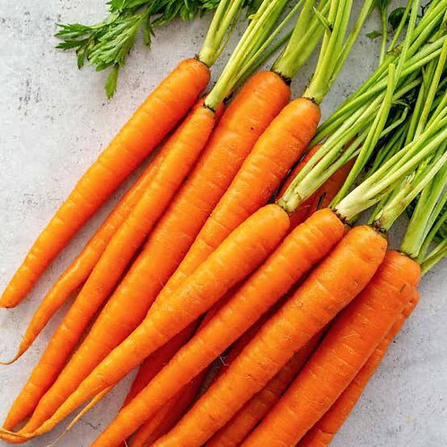 Carrots - $2.99 per kg