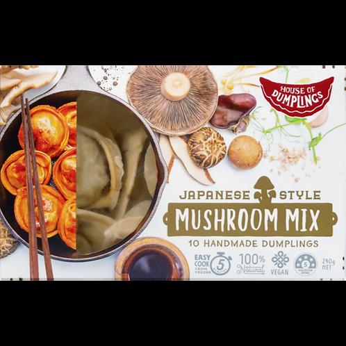 House of Dumplings Mushroom Mix Dumplings