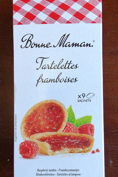 Bon Maman Raspberry Tarlettes