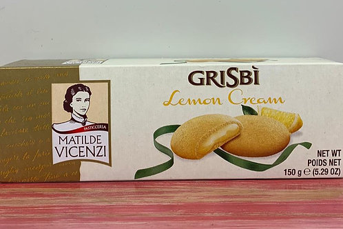 Matilde Vincenzi Grisbi Lemon Cream - 150g