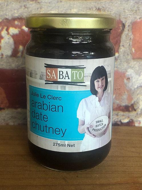 Sabato Arabian Date Chutney
