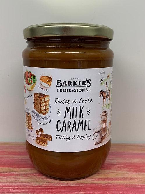 Barker's - Milk Caramel (Dulce de leche) 660g