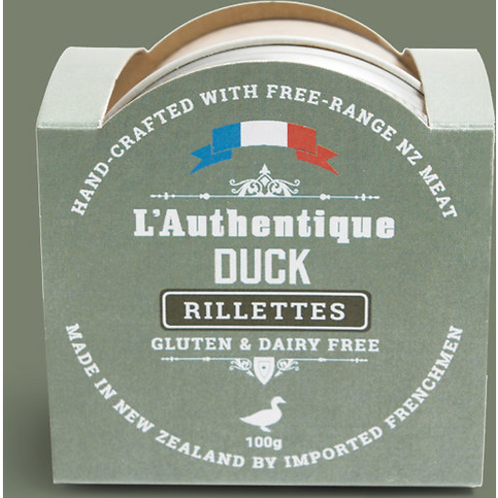 L'Authentique Duck Rilletes