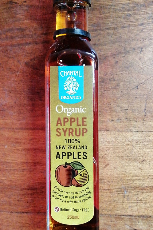 Chantal Organics Apple Syrup 250ml
