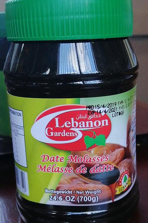 Lebanon Gardens - Date Molases 700 g