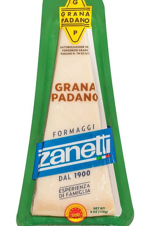 Grana Padano Zanetti cheese - 200g