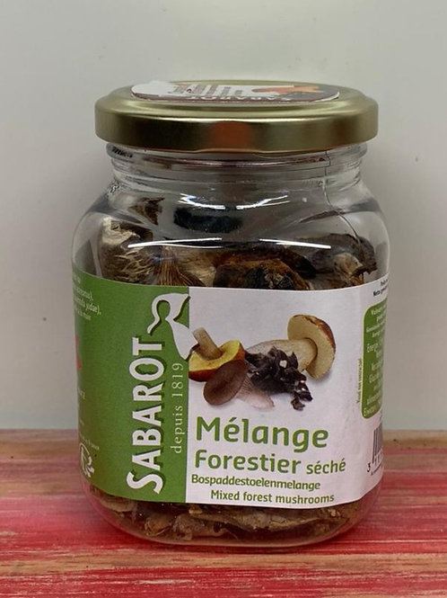 Sabarot - Dried Mixed forest mushrooms - 40g