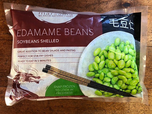 Marsanta Edamame Beans -454g