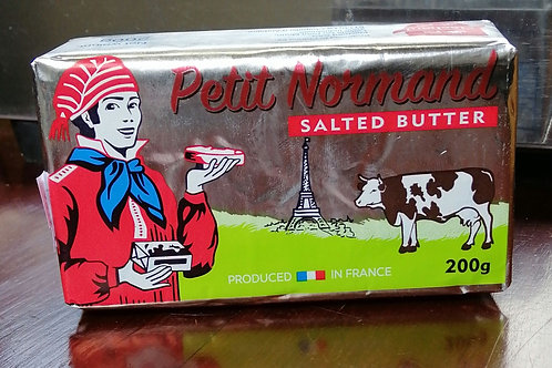 Petit Normand Salted Butter 200 g