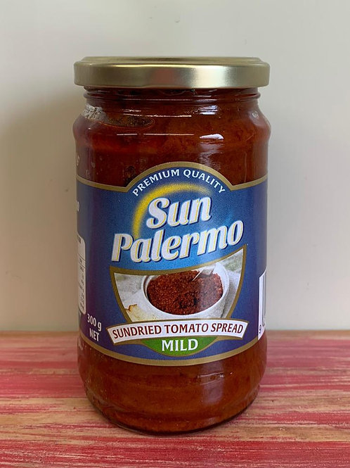 Sun Palermo - Sundried tomato spread - Mild - 300g