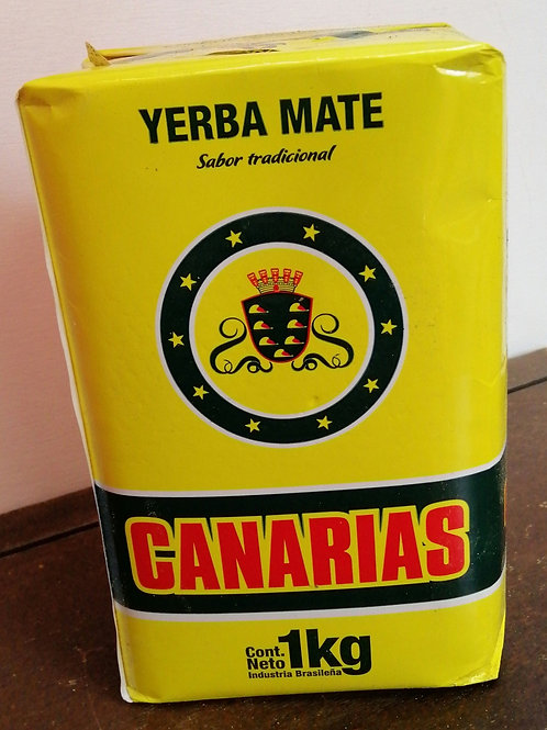 Canarias Yerba Mate - 1kg