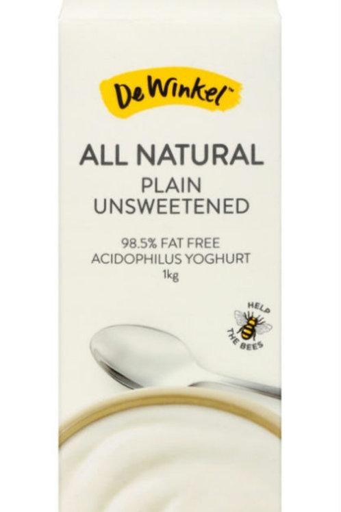 DeWinkle Yoghurt - 1 Litre
