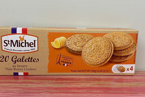 St Michel Thin Butter Cookies - 150g