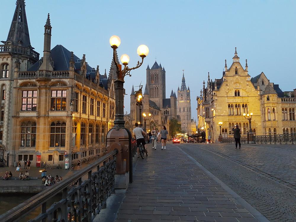 Lichtkonzept Gent