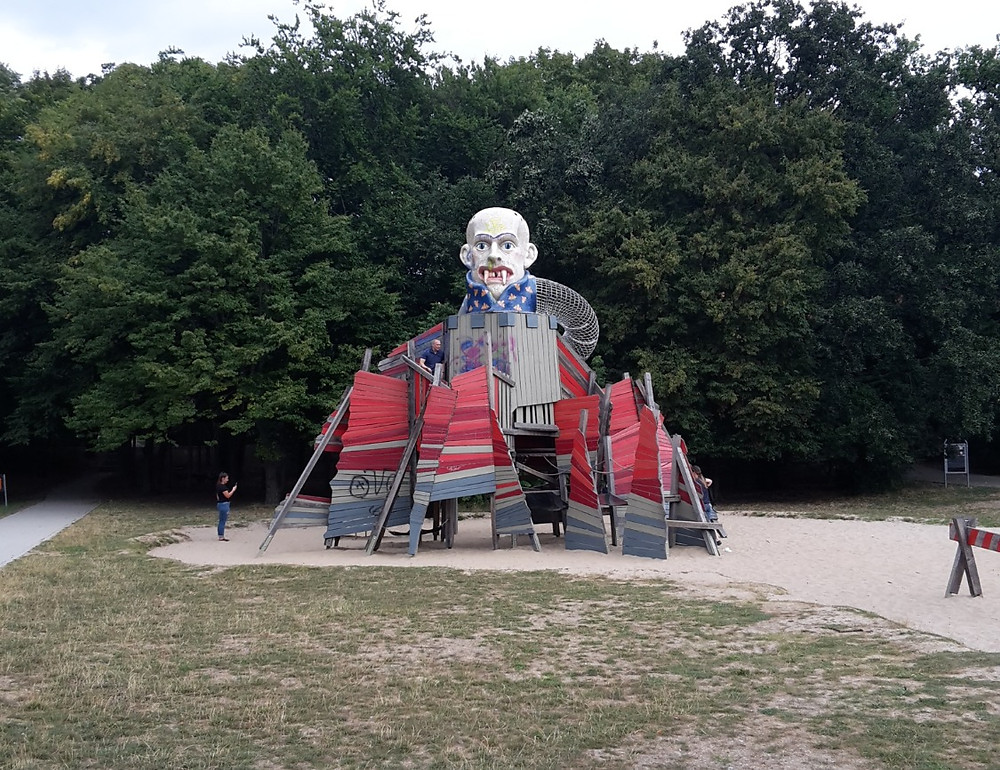 Spielplatz Buschkrugpark