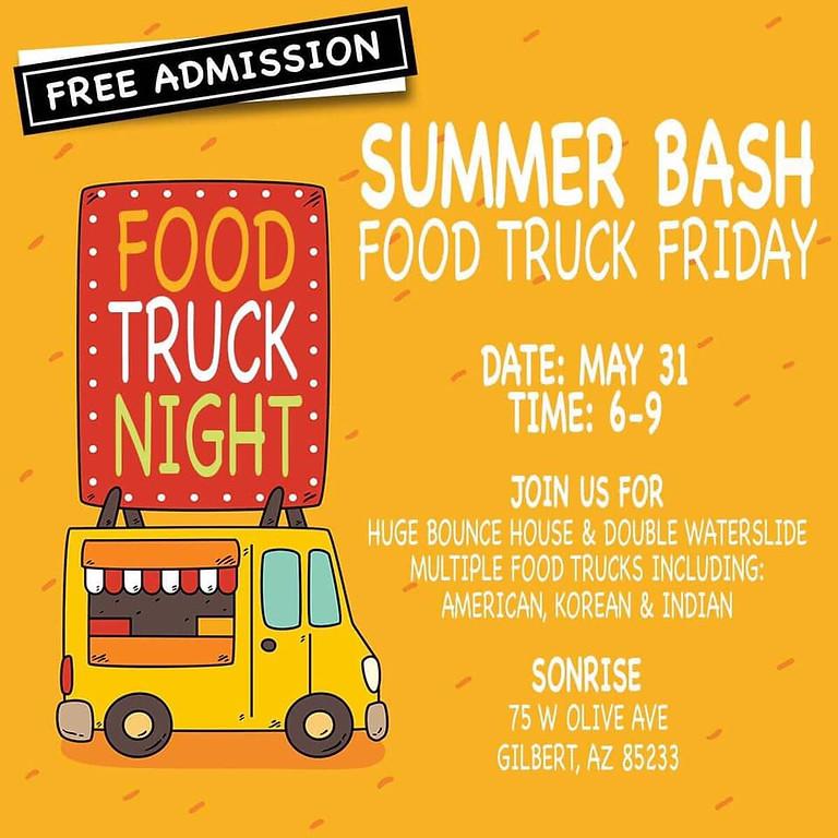 Food Truck Night