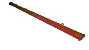 Кожух выгрузного шнека ЗСК-10.000.100У (удлинённый 5,4 м)