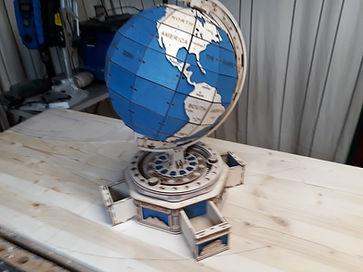 Globus (ROKR)