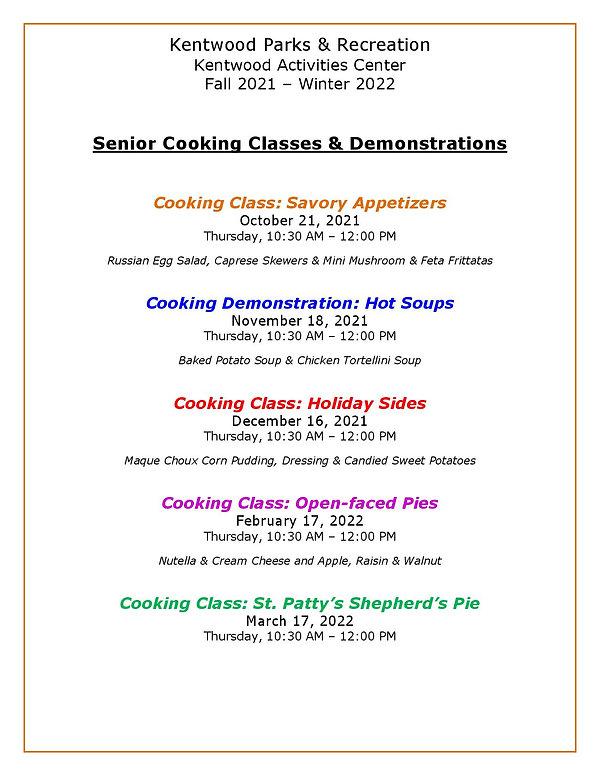 KPR Senior Summer & Fall 2021 Classes.jpg
