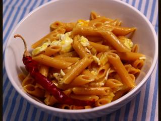 Pasta & Eggs