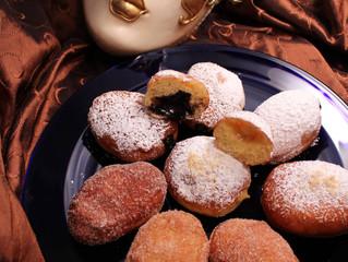 Pączki & Carnevale: Fat Tuesday Deliciousness!