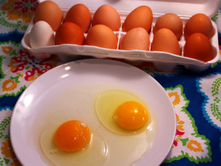 Ingredient Spotlight: Happy Chicken Eggs