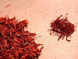 Ingredient Spotlight: Saffron