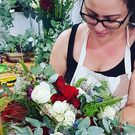 Northside Brisbane florist creating wedding flowers and flower arrangements for events on the gold coast, sunshine coast, Moreton bay region, pine rivers shire and Northern New South Wales.