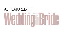 Our Brisbane wedding flowers and florist have been featured in Queensland Wedding & Bride.